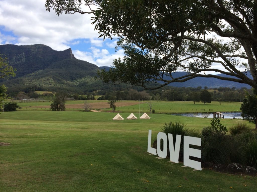 Glamping Villages across South East Queensland, Gold Coast and Northern NSW