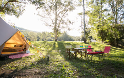 10 'Must-Packs' for your Glamping Adventure